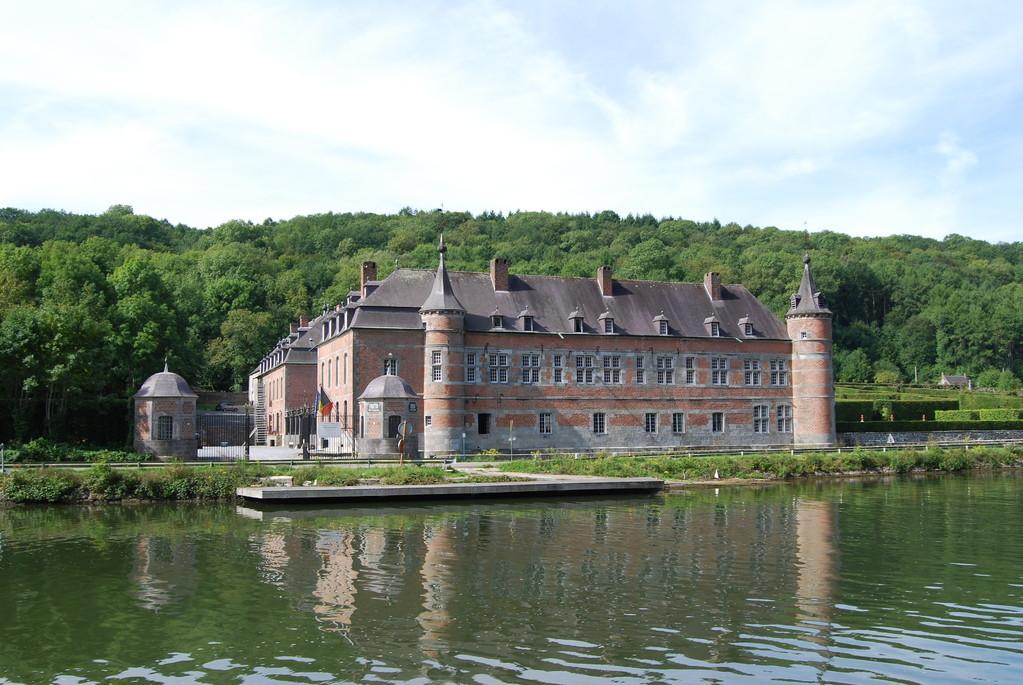 Schloss bei Freyr, PK12