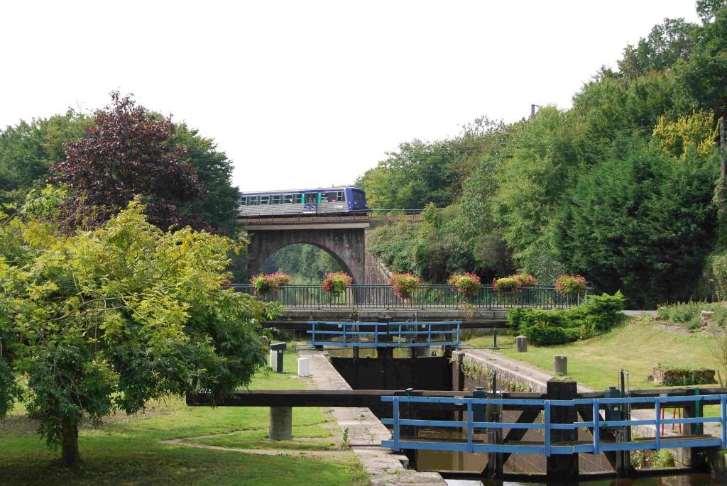 St. Médard Canal d'Ille-et'Rance