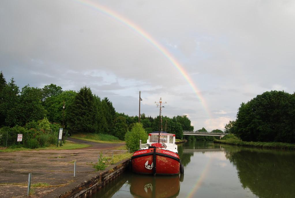 Canal de la Marne au Rhin 2011