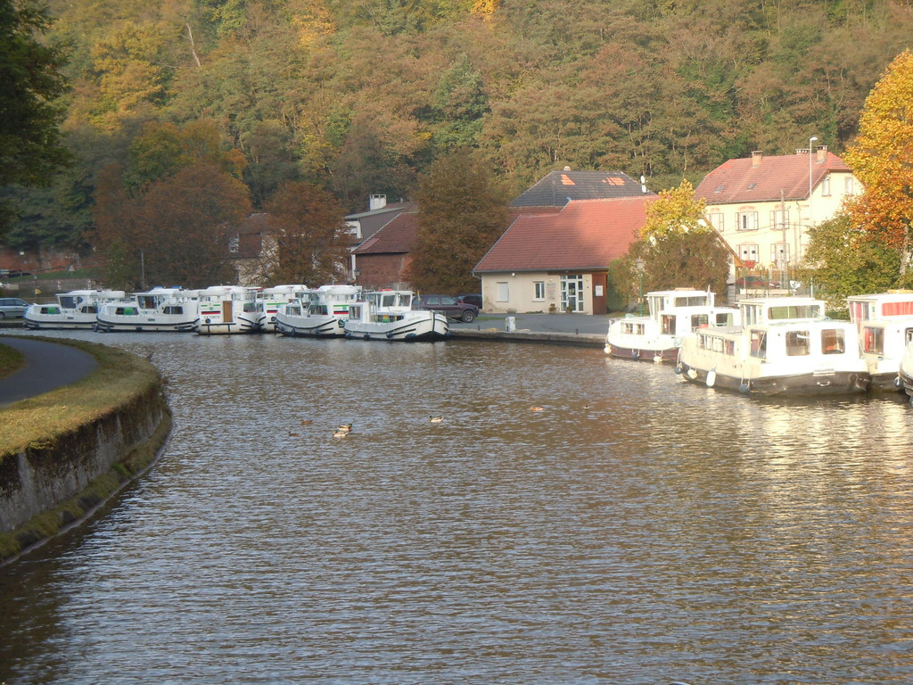 Locaboat Basis in Lützelburg