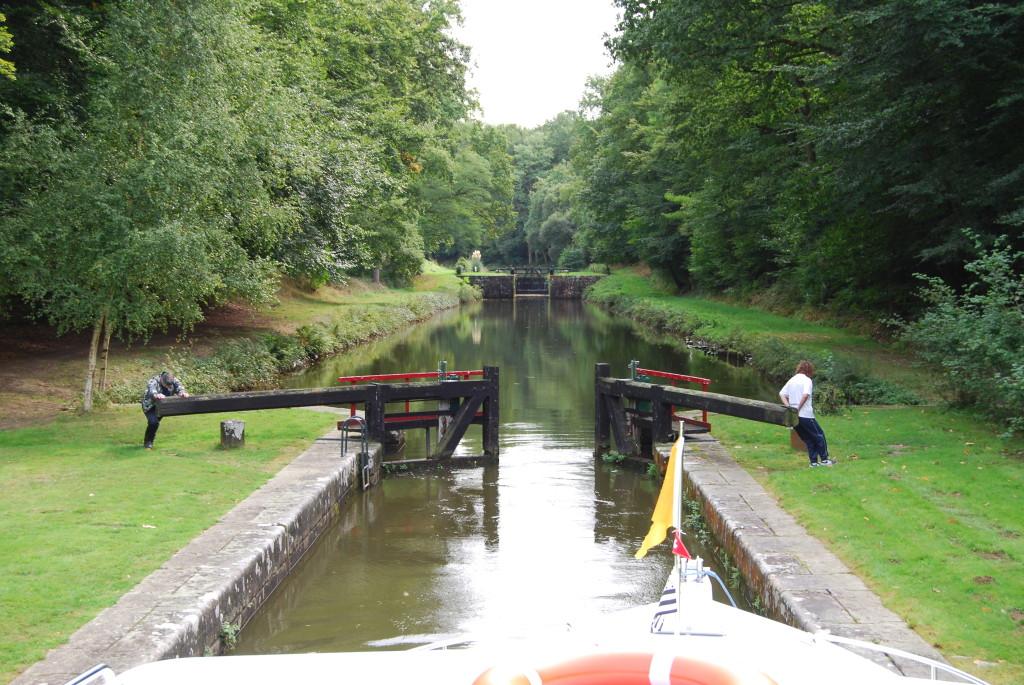 Bretagne 2008 Canal d'Ille-et-Rance
