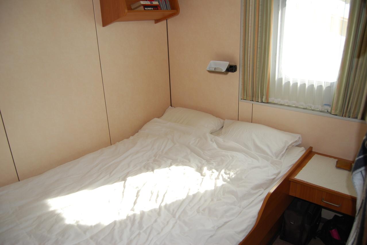 Unsere Schlafkoje