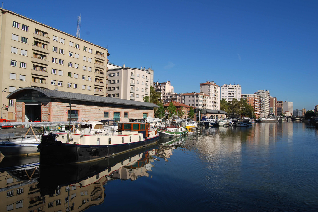 Port Saint-Sauveur in Toulouse