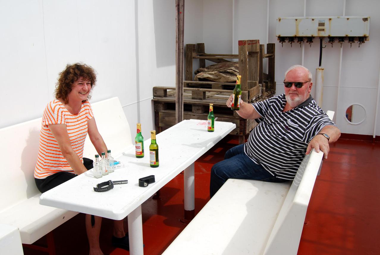 Marion und Günter