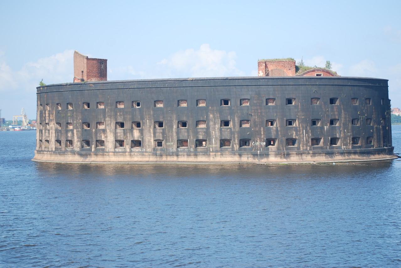 Ehemalige Festung bei St. Petersburg