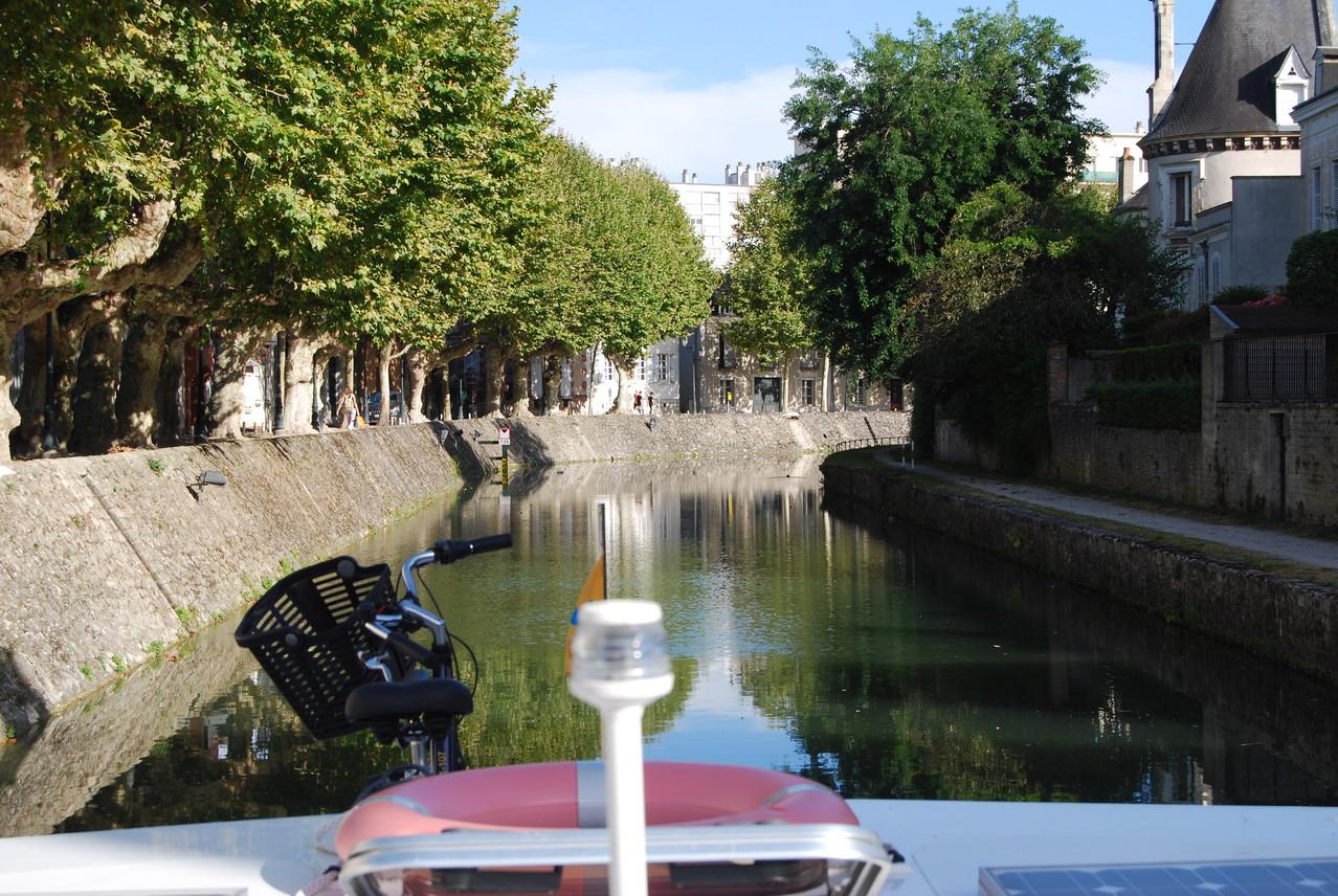 Montargis am Canal de Briare