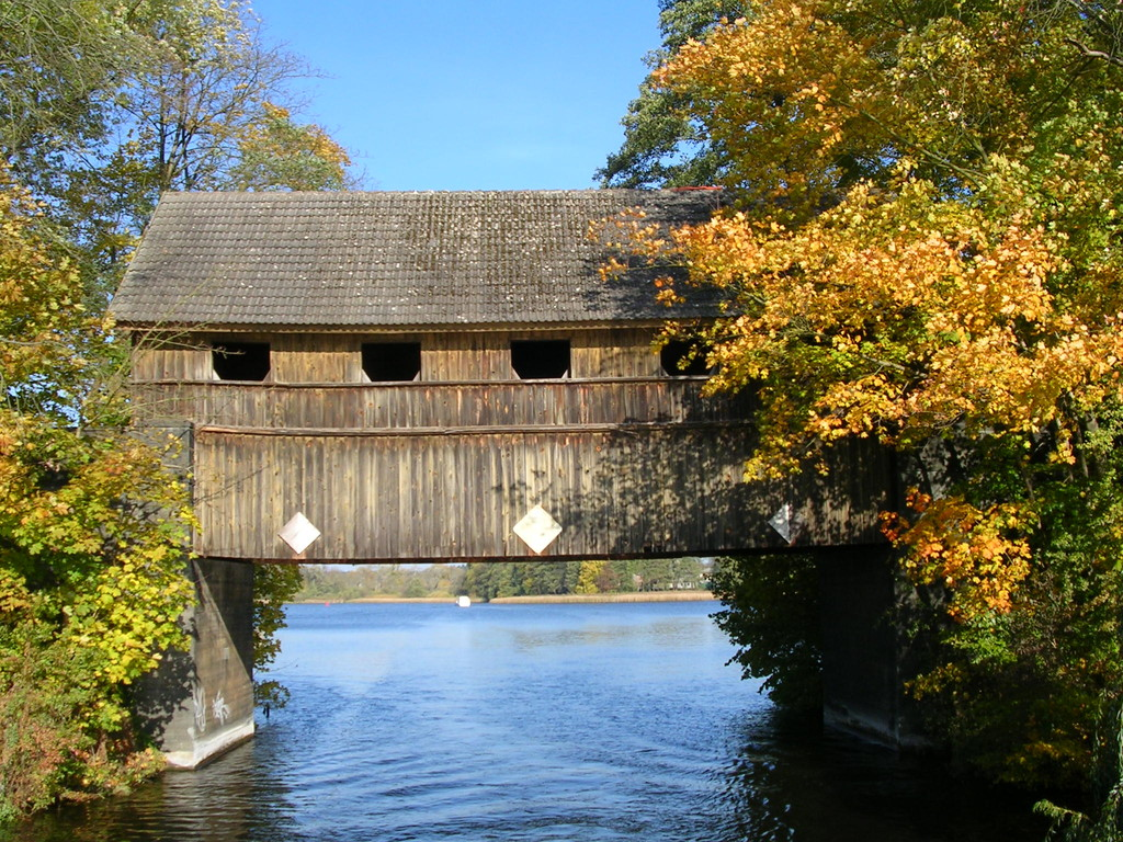 Hausbrücke bei Ahrensberg