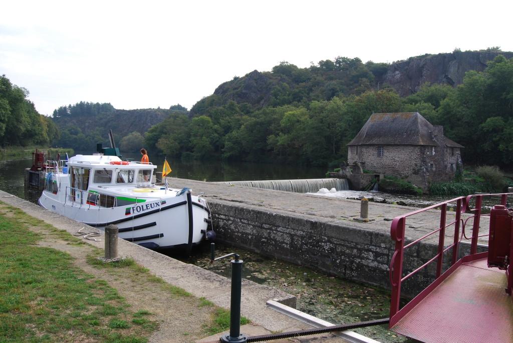 Bretagne 2008 Ecluse Boël