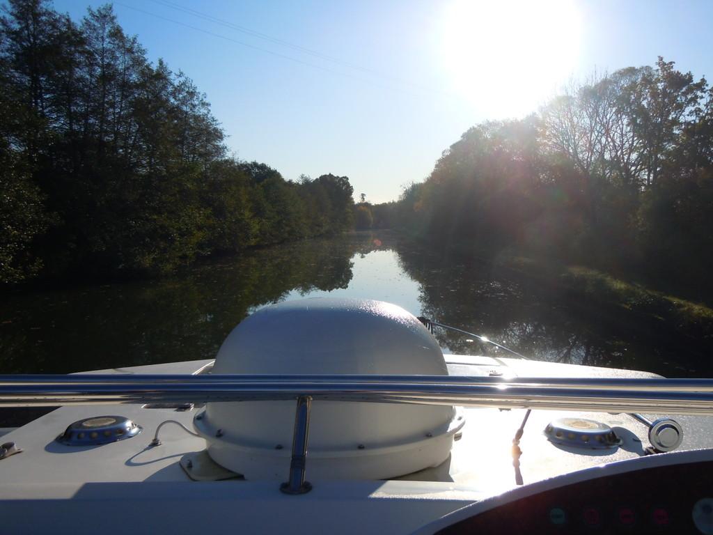 Überführung 2011, Canal Marne au Rhin