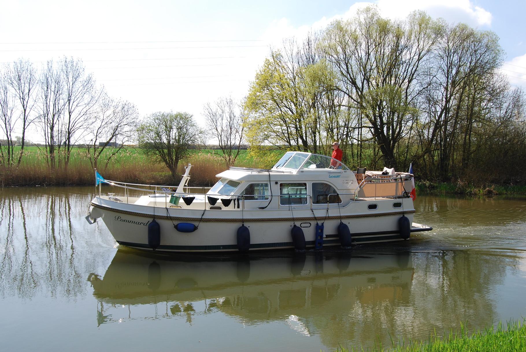 Überführung 2016 (Canal des Vosges)