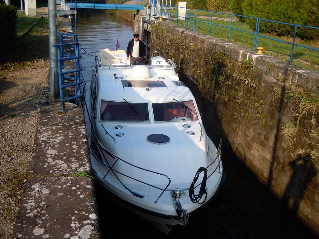 Überführung 2011, Canal des Vosges