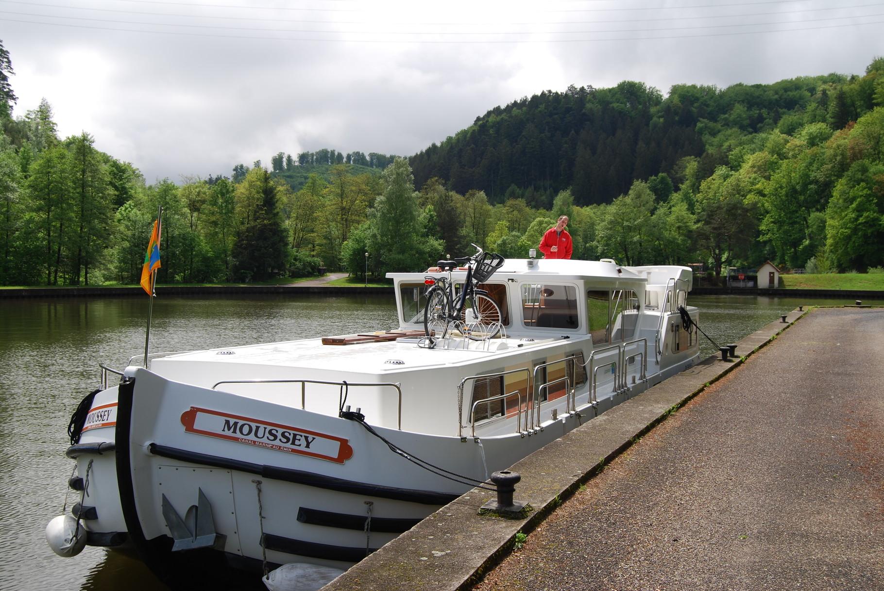 Pfingsten 2013 (Canal de la Marne au Rhin)