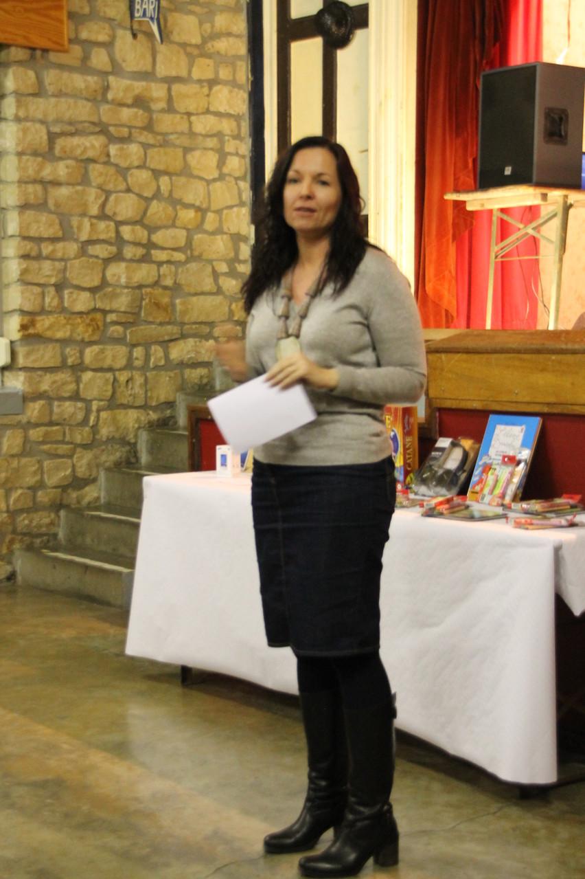 Discours de Mme Nathalie Heyard, Députée à la Province du Luxembourg