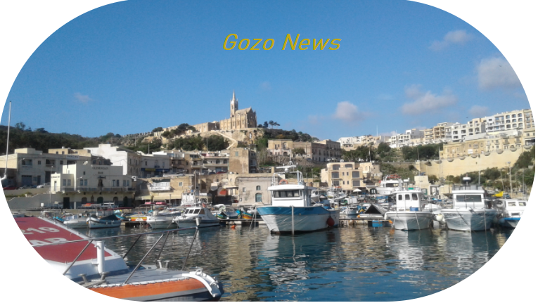 Face lifting of Gozo News