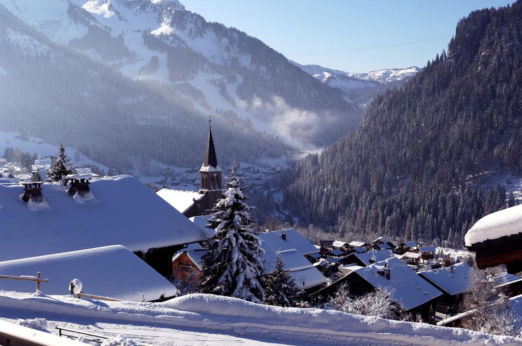 Village de Châtel