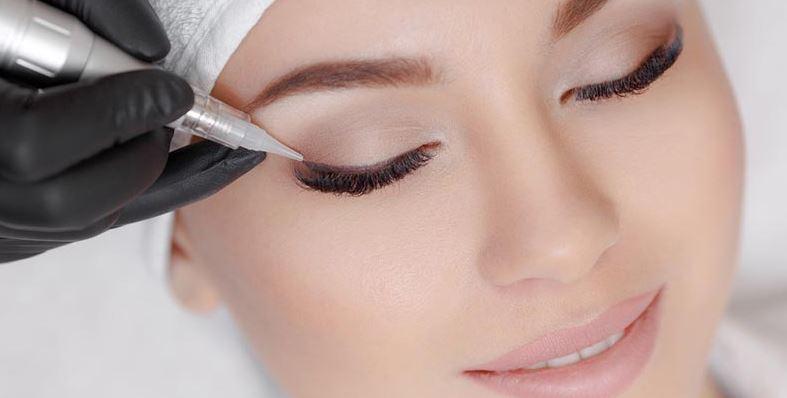 trucco permanente semipermanente occhi eyeliner tatuaggio