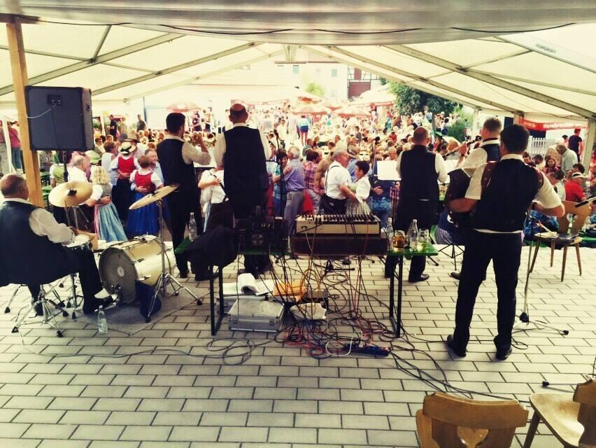Dorffest Alfeld, 2016