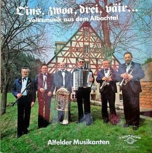 Schallplatte Cover, 1975