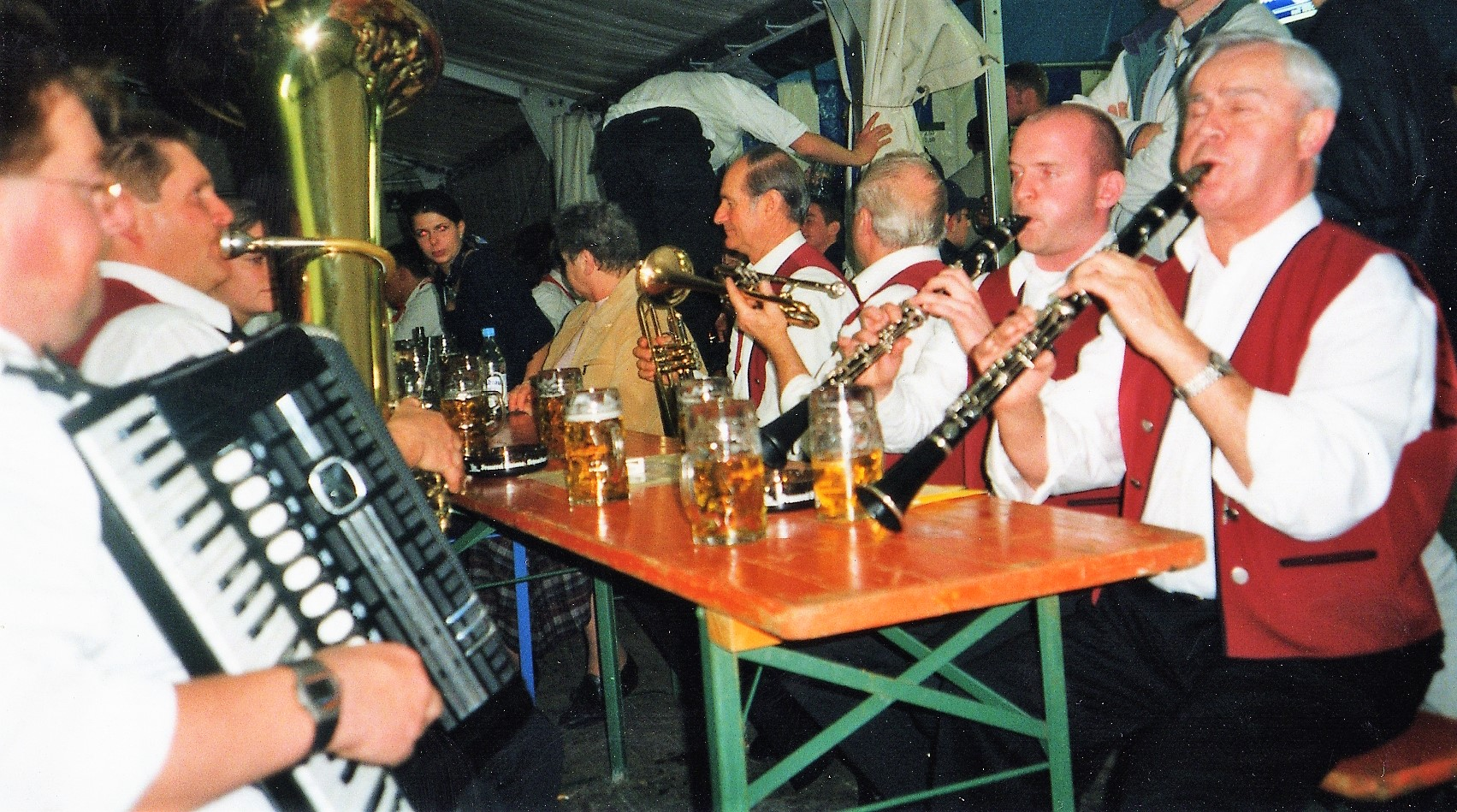 Kirwa in Förrenbach, 1999