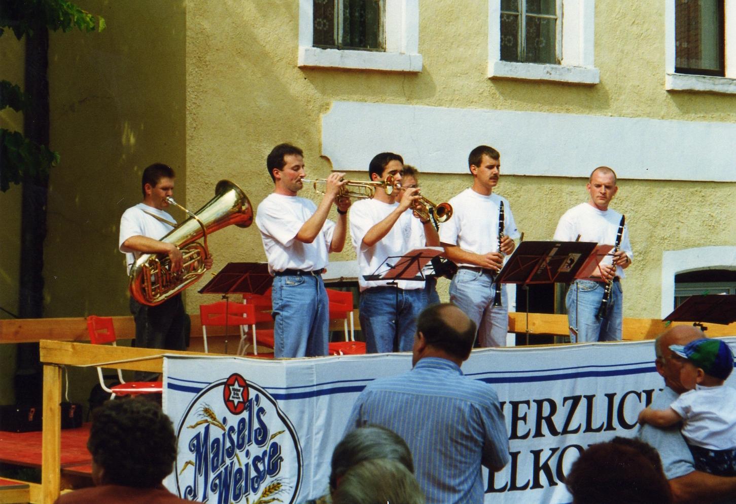 Dorffest Alfeld