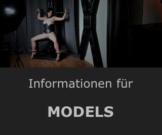 Informationen für BDSM fetisch Models.