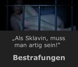 Bestrafungen bei BDSM