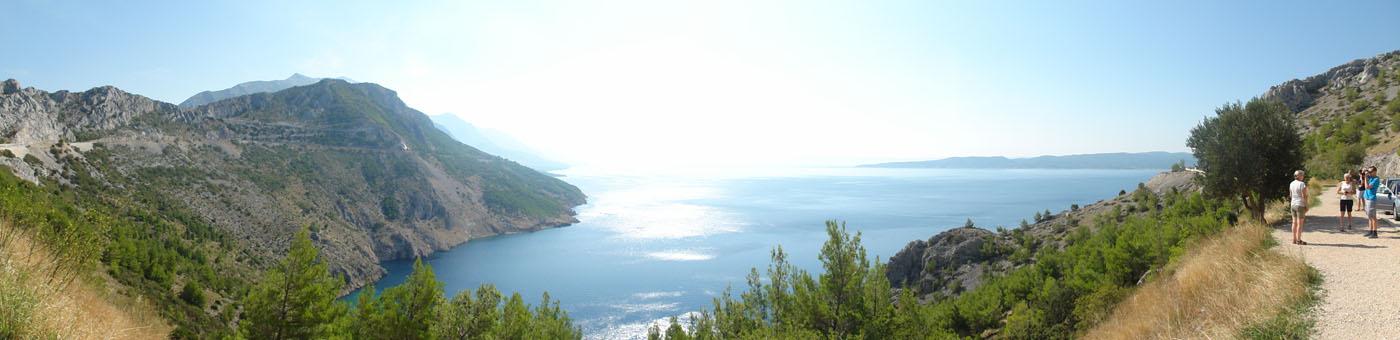 Irgendwo an der dalmatinischen Küste
