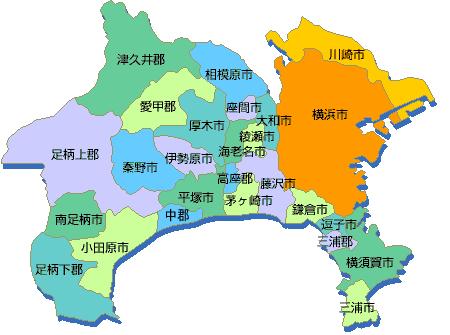 神奈川県に在住・神奈川県の会社に就職・申請先はどこの入国管理局【ビザカナ相模原】がご案内します。