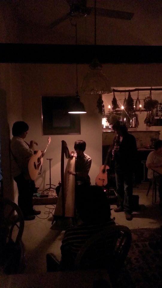 iritena+iwasaki+anjoh at Fcafe 2013