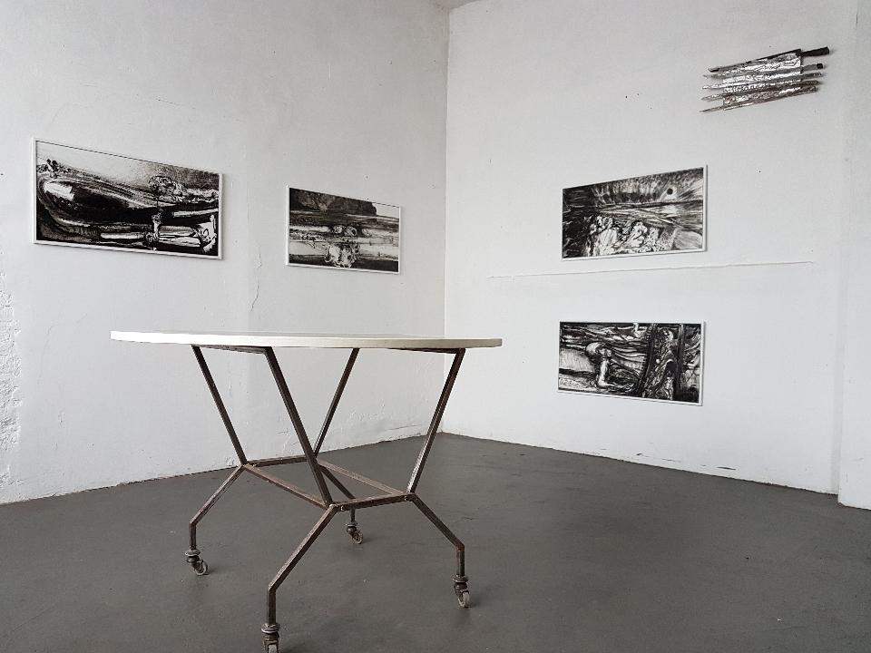 Atelier - Reisholzer Hafen 2017