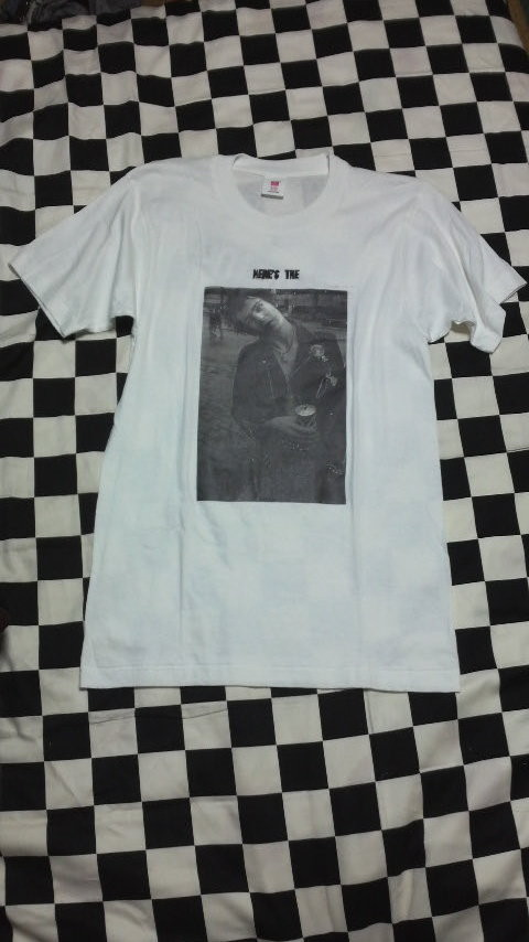 シドTシャツ フロント