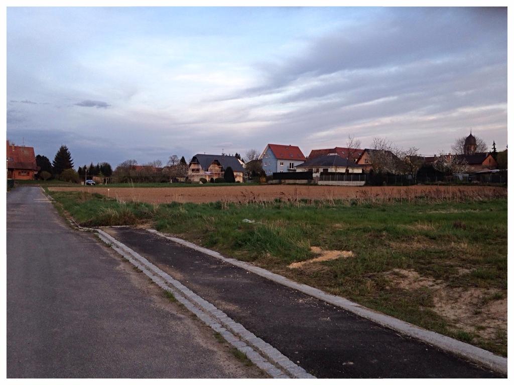 Grundstück - Elsass