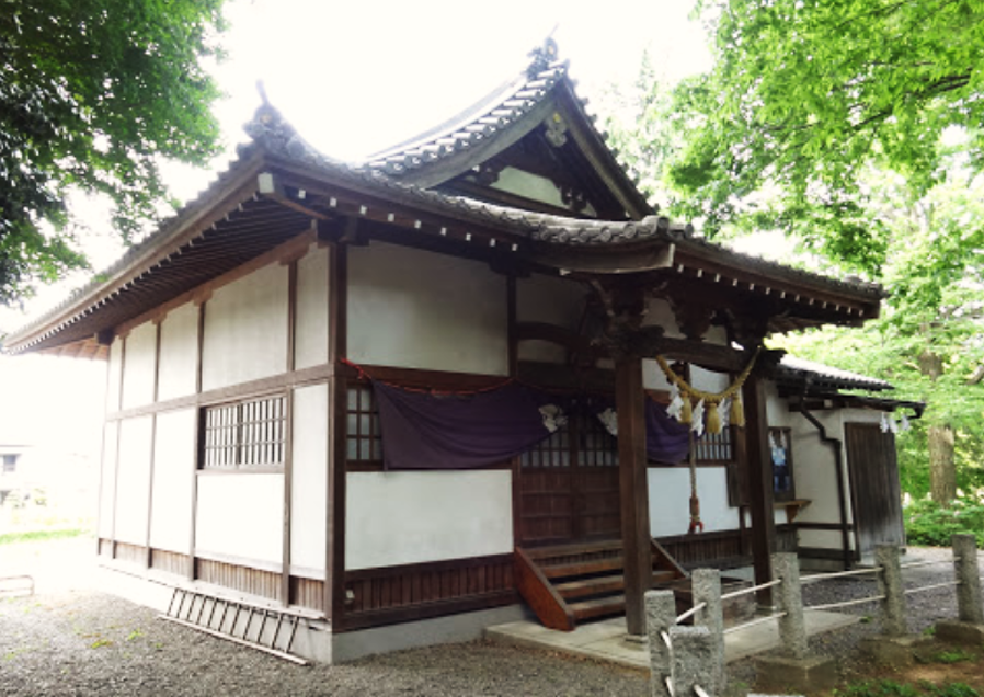 城山稲荷神社(本庄市)