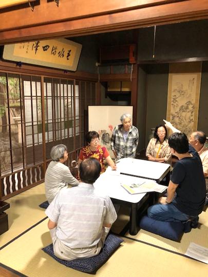 2019年9月8日(日)・18日(水)、第2回本庄まちゼミ「老舗15代目が語る 中山道『本庄宿』」が開催されました。