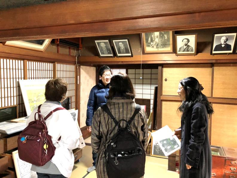 第3回本庄まちゼミが戸谷八商店で開催されました。