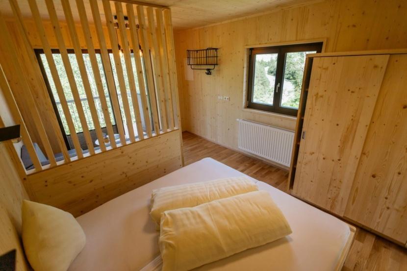 Gemütliche Doppelzimmer - ©Area47
