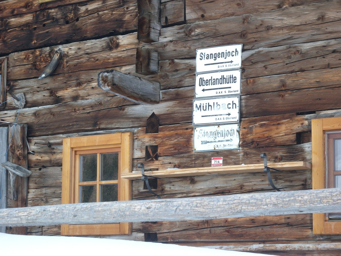 Almhüttencharm in Tirol