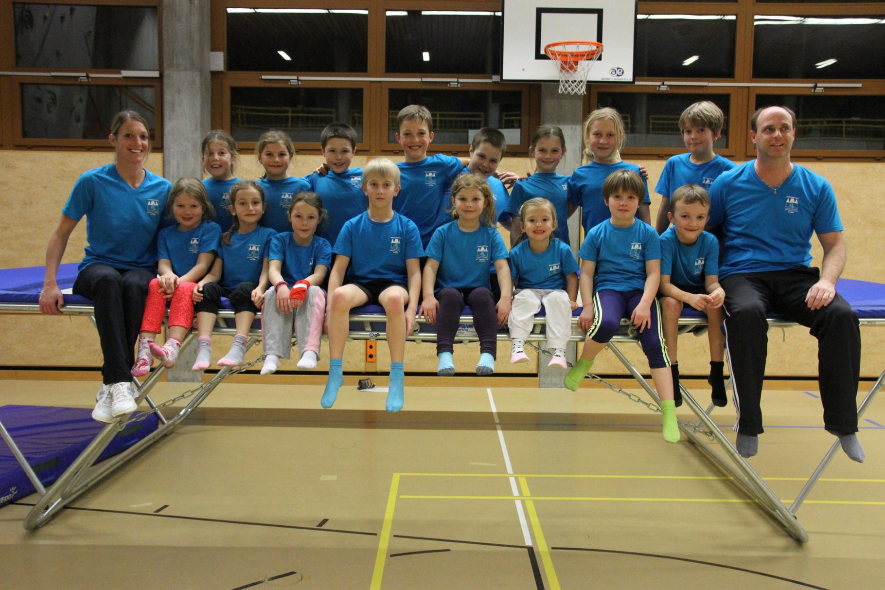 Team Thun 2016 (Frühling)