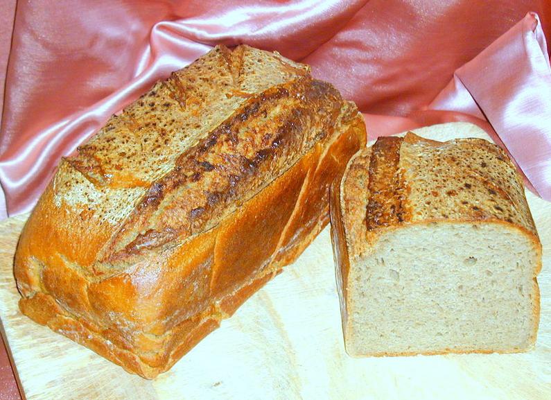 Hannoversches Gerster intensiver Brotgeschmack, gute Kruste, feine Lockerung