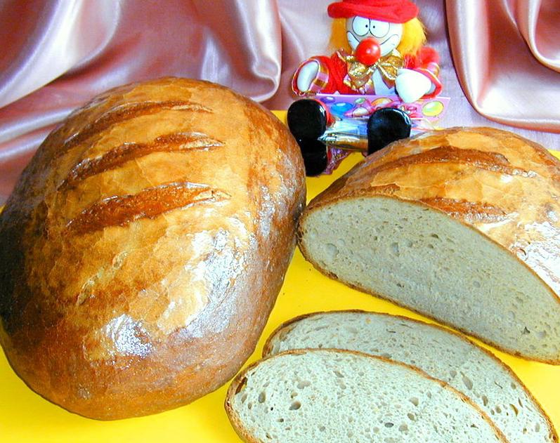 Lüneburger Doppelback milder Geschmack, doppelt krustig, gut gelockert