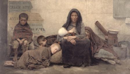 NICOLA CILETTI - Ritratto di due fanciulli