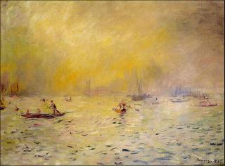 RENOIR - View de Venice 1881