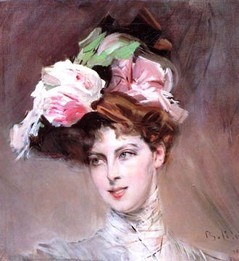 GIOVANNI BOLDINI -Beatrice Henriette Susanne van Blandt