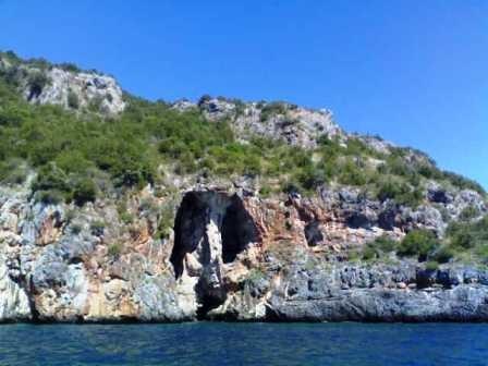 Grotta del teschio