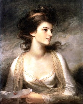 HOPPNER - Portrait of a lady