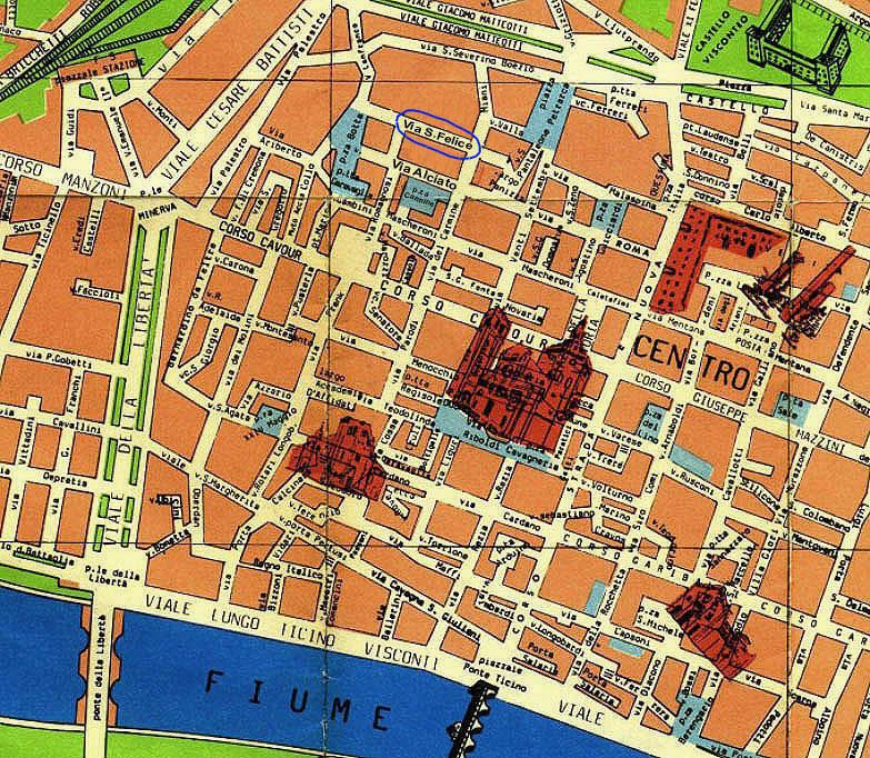 Cartina Lombardia Pavia.Pavia Lombardia Cultura Svago