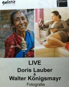 Vernissage Doris Lauber & Walter Königsmayr