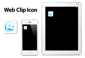 「Webクリップ・アイコン」はリピーター作りに最適です