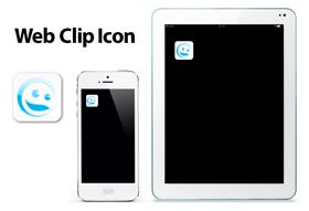 webクリップアイコンはリピーター作りに最適です