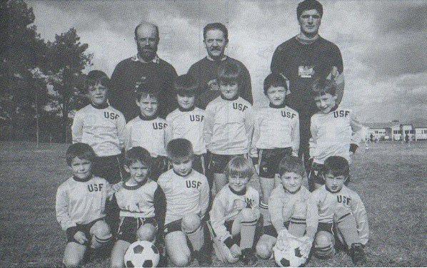 Débutants - Saison 1991/1992